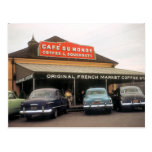 Coffee Stand, New Orleans Card at Zazzle
