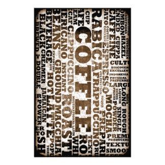 Coffee Stationery Design