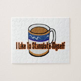 Coffee Stimulation Jigsaw Puzzle