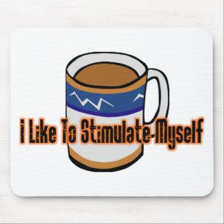 Coffee Stimulation Mouse Pad