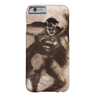 Coffee Superman Barely There iPhone 6 Case
