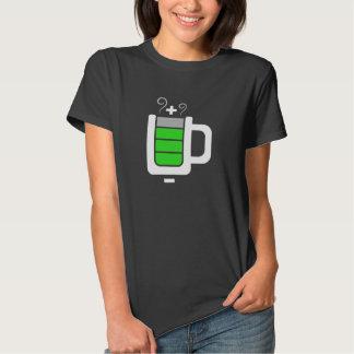 Coffee supply shirt