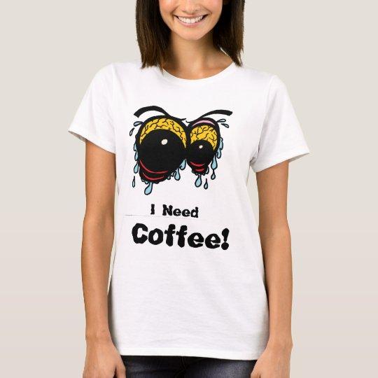 Coffee T shirt
