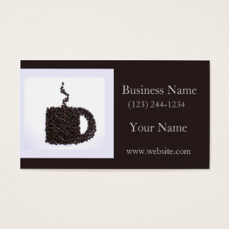 Coffee Talk Business Card