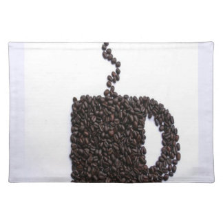 Coffee Talk Cloth Placemat
