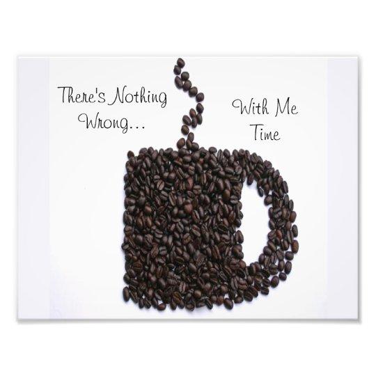 Coffee Talk Photo Print