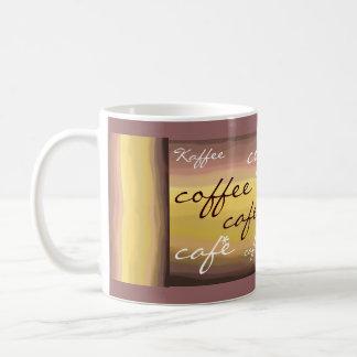 coffee… taza, mug nombre