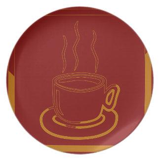 Coffee (Tea) cup Vintage 2 - Plate