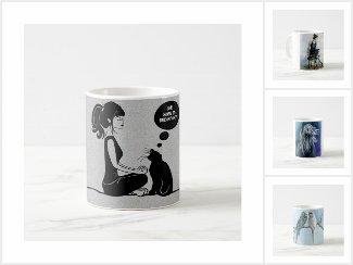 Coffee Tea Mugs Cups