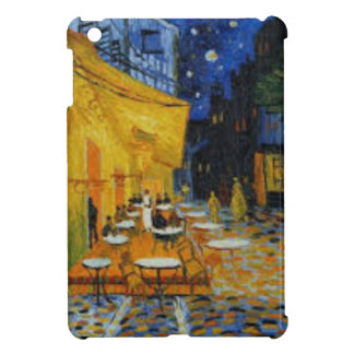 Coffee terrace harms it of Vincent Van Gogh Case For The iPad Mini
