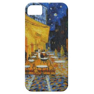 Coffee terrace harms it of Vincent Van Gogh iPhone SE/5/5s Case