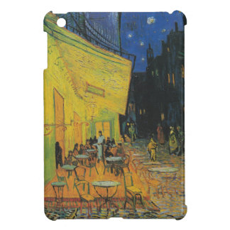 Coffee terrace of night case for the iPad mini
