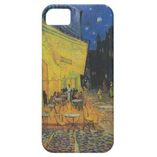 Coffee terrace of night iPhone SE/5/5s case