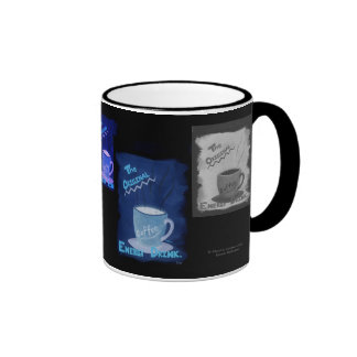 Coffee-The Original Energy Drink Ringer Coffee Mug