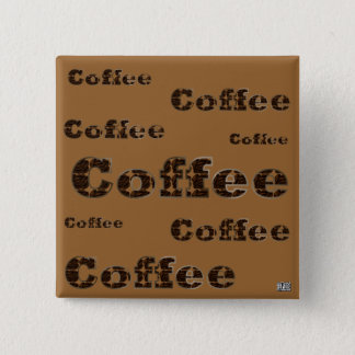 Coffee The Word Button