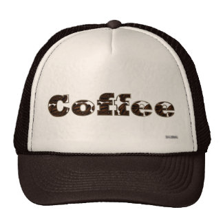 Coffee The Word Hat