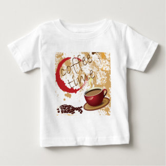Coffee Time Baby T-Shirt