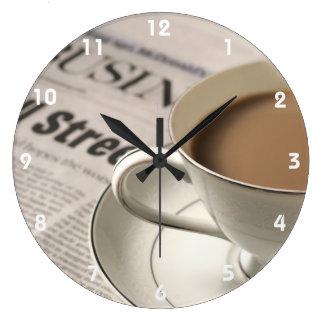 Coffee Time Clocks