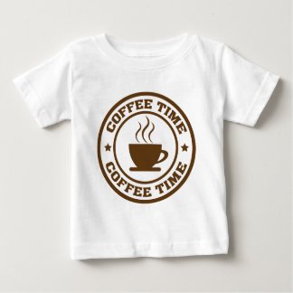 coffee time coffee cup baby T-Shirt