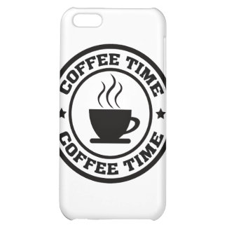 coffee time coffee cup iPhone 5C cover