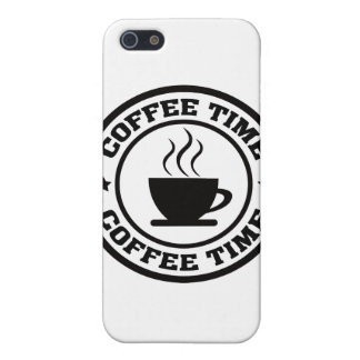 coffee time coffee cup iPhone 5 case