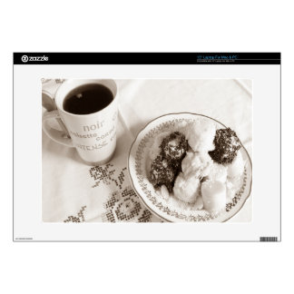 Coffee Time Decal For Laptop
