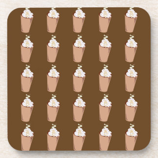 Coffee Time Deluxe Beverage Coaster