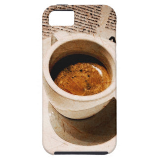 Coffee Time - iPhone Case Cover For iPhone 5/5S