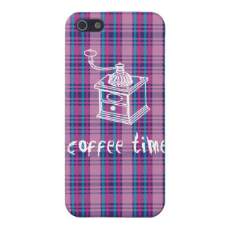 coffee time covers for iPhone 5