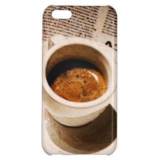 Coffee Time - Iphone Case iPhone 5C Cover