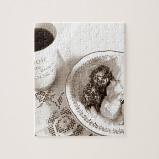 Coffee Time Jigsaw Puzzle