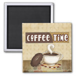Coffee Time magnet Magnet