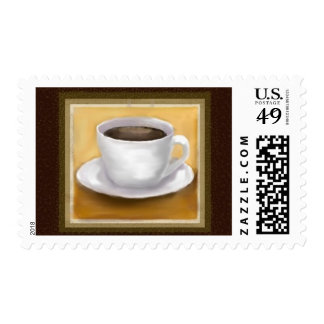 Coffee Time, Medium postage