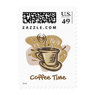 Coffee Time - Postage