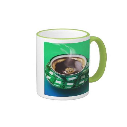 COFFEE TIME RINGER MUG