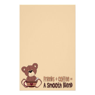 Coffee Time Stationery