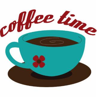 Coffee Time Statuette