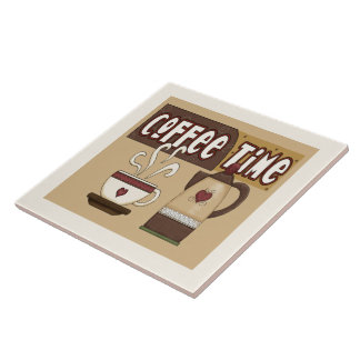 Coffee Time Tile
