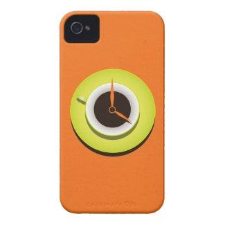 Coffee Time Vibrant Orange