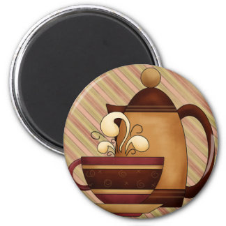 Coffee to Go Magnet