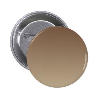 Coffee to Khaki Horizontal Gradient Buttons