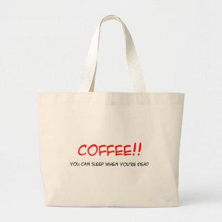 COFFEE!!  Tote Bag