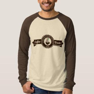 Coffee Trader long mango T-Shirt