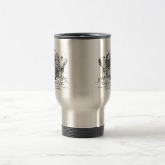 Coffee Travel Mug-Masonic Freemason Mason Masonry Travel Mug