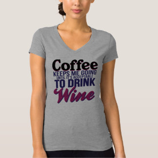 Coffee Until It's Acceptable to Drink Wine Dresses
