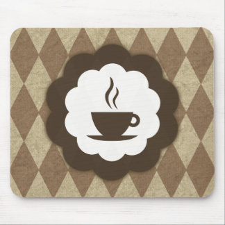 coffee vintage mouse pads