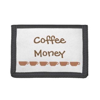 """Coffee"" Wallet"