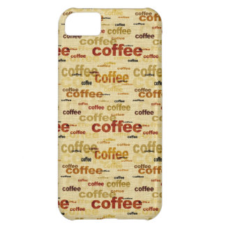 Coffee Wallpaper iPhone 5C Case