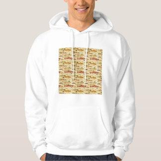 Coffee Wallpaper Hoodie