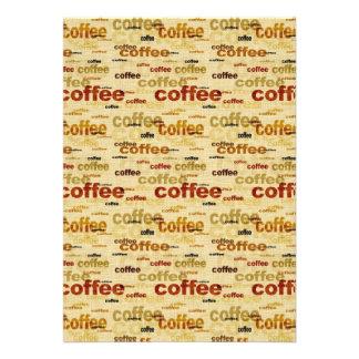 Coffee Wallpaper Announcement